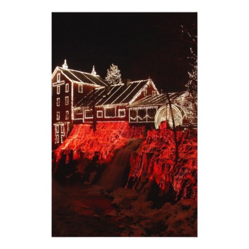 luces de navidad  papeleria