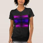 Luces de neón camiseta