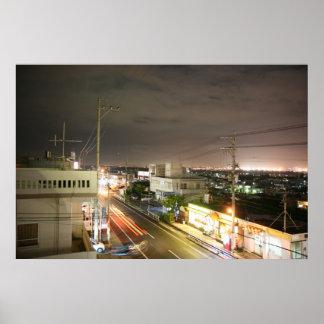 Luces de Okinawa Poster