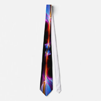 Luces del arco iris de la aurora corbata