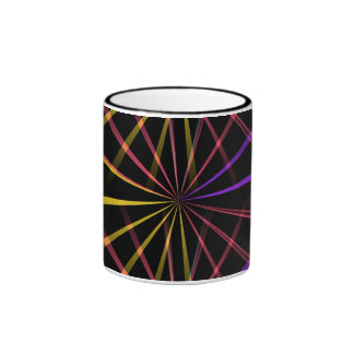 Luces laser taza