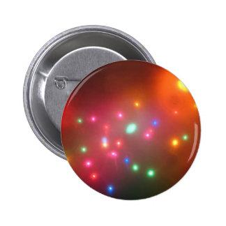Luces nebulosas pin redondo de 2 pulgadas