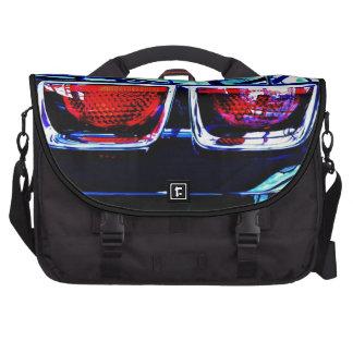 Luces negras de la cola de Camaro ZL1 con la etiqu Bolsas De Portatil