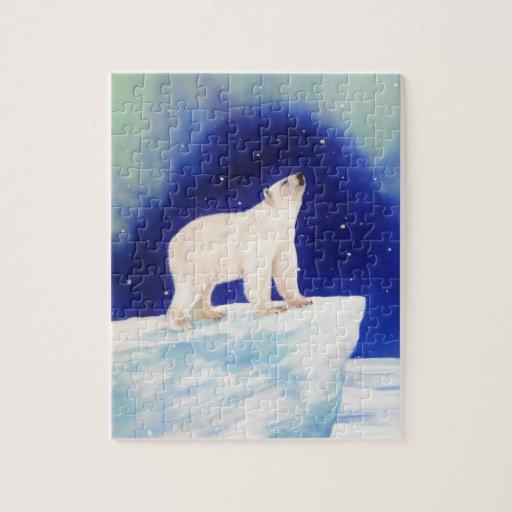 Luces polares rompecabezas