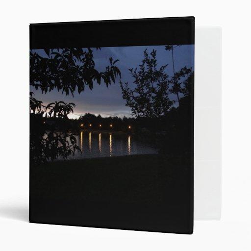 """Luces que reflejan en el cisne del lago, Georgia Carpeta 1"""""""