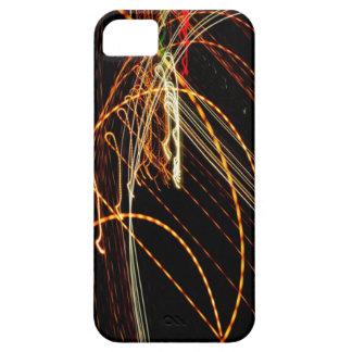 Luces salvajes iPhone 5 carcasas