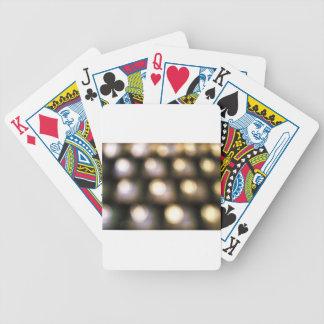 Luces - WOWCOCO Baraja Cartas De Poker