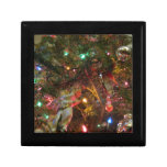 Luces y ornamentos de navidad cajas de regalo