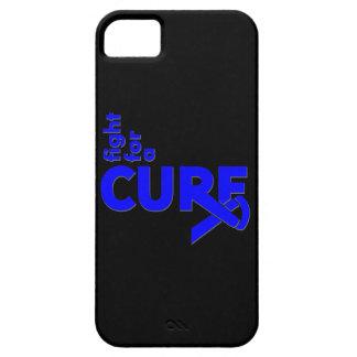 Lucha Ankylosing de Spondylitis para una curación iPhone 5 Cárcasas