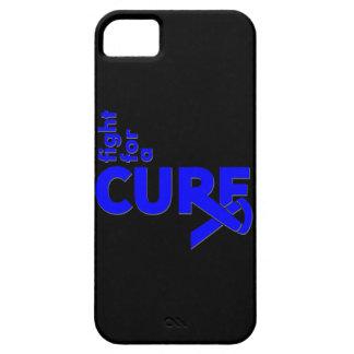 Lucha Ankylosing de Spondylitis para una curación iPhone 5 Carcasas