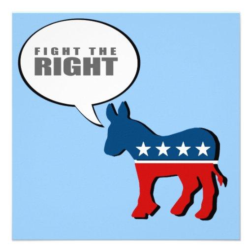 Lucha Anti-Republicana la derecha Comunicados Personalizados