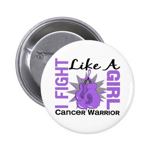 Lucha como un cáncer 8,2 del chica pins