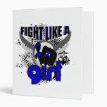 Lucha como un chica Ankylosing Spondylitis 33,8