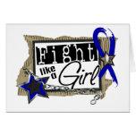 Lucha como un chica CFS 24,8 Felicitaciones