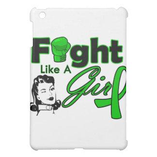 Lucha como un chica - chica retro de la enfermedad