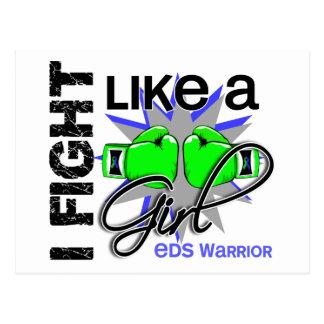 Lucha como un chica EDS 13 2 Postal