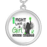 Lucha como un linfoma Non-Hodgkin 26,2 del chica Joyerías