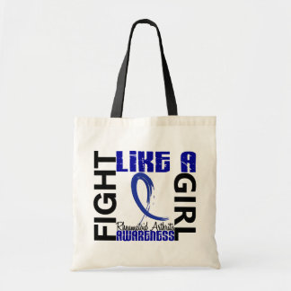 Lucha como una artritis reumatoide del chica 3,3 bolsas