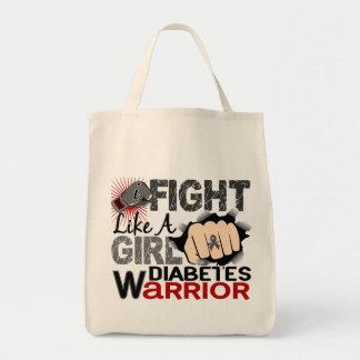 Lucha como una diabetes 20 2 del chica bolsa
