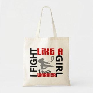 Lucha como una diabetes 3 2 del chica bolsa