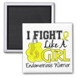 Lucha como una endometriosis 15,2 del chica iman