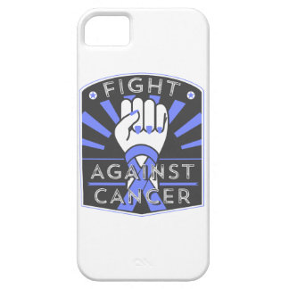 Lucha contra cáncer de estómago funda para iPhone 5 barely there