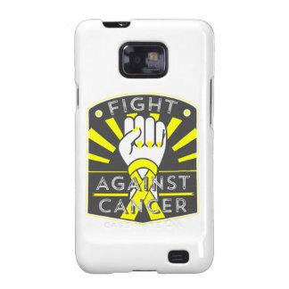 Lucha contra el sarcoma de Ewings Galaxy SII Funda