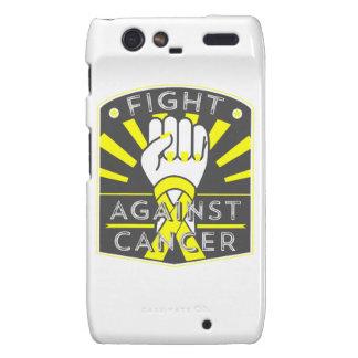 Lucha contra el sarcoma de Ewings Motorola Droid RAZR Carcasas