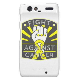 Lucha contra el sarcoma de Ewings Motorola Droid RAZR Fundas