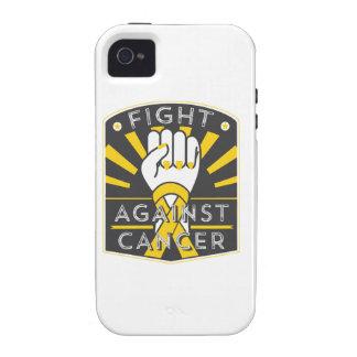 Lucha contra Neuroblastoma iPhone 4/4S Fundas