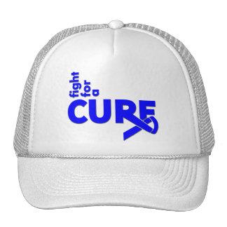 Lucha crónica del síndrome del cansancio para una gorras