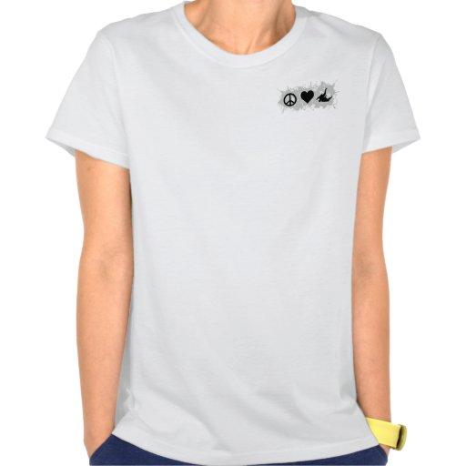 Lucha de 2 camisetas