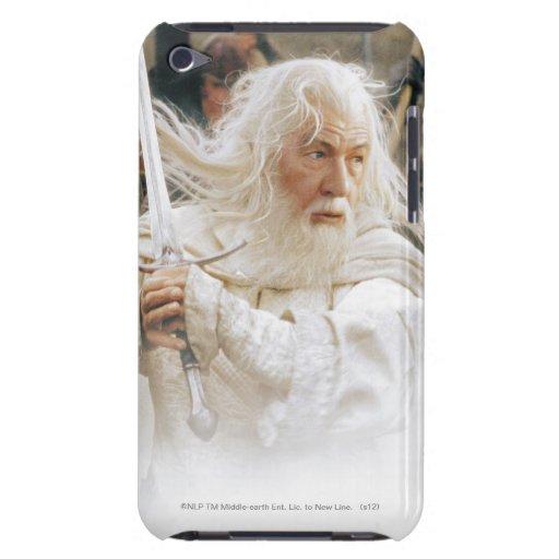 Lucha de Gandalf con la espada iPod Touch Cobertura