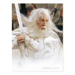 Lucha de Gandalf con la espada Postales
