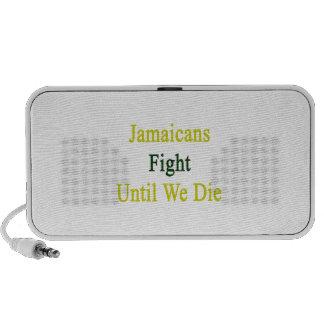 Lucha de Jamaicans hasta nosotros morimos Altavoces De Viajar