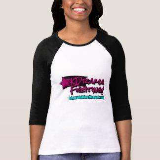 ¡lucha de Kdrama de las mujeres! camiseta