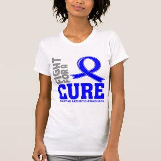 Lucha de la artritis para una curación camiseta