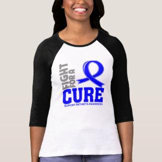Lucha de la artritis para una curación camisetas