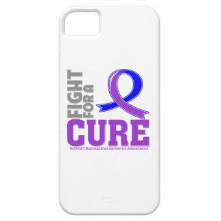 Lucha de la artritis reumatoide para una curación iPhone 5 cárcasas