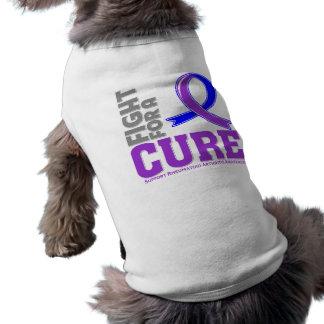 Lucha de la artritis reumatoide para una curación camisetas de mascota