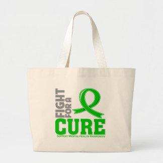Lucha de la enfermedad de la salud mental para una bolsas