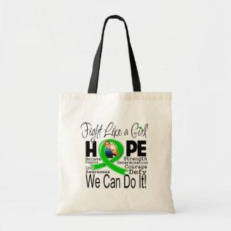 Lucha de la enfermedad mental podemos hacerla bolsas de mano