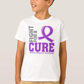 Lucha de la epilepsia para una curación camisas