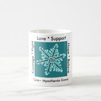 Lucha de la esperanza del amor/curación - taza
