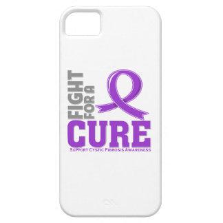 Lucha de la fibrosis quística para una curación iPhone 5 Case-Mate carcasa