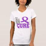 Lucha de la fibrosis quística para una curación camisetas