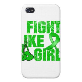Lucha de la neurofibromatosis I como un chica (Gru iPhone 4 Fundas
