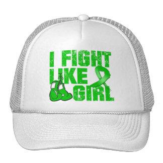 Lucha de la neurofibromatosis I como un chica (Gru Gorro
