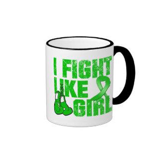 Lucha de la neurofibromatosis I como un chica (Gru Taza A Dos Colores