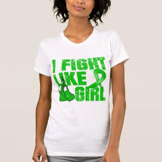 Lucha de la neurofibromatosis I como un chica Camiseta